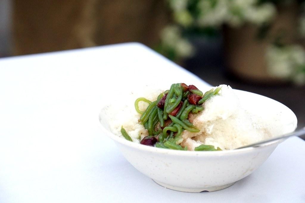 Pork free Nyonya & Hainanese food Hainantown Restaurant PENANG-chendol