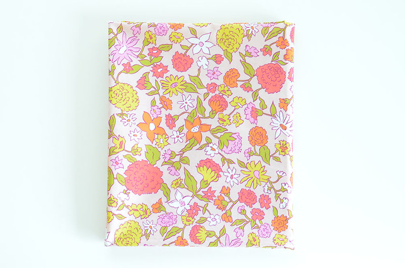 New Fabric: Summer Blooms