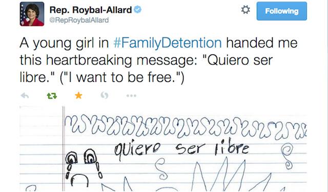 Roybal-Allard Twitter