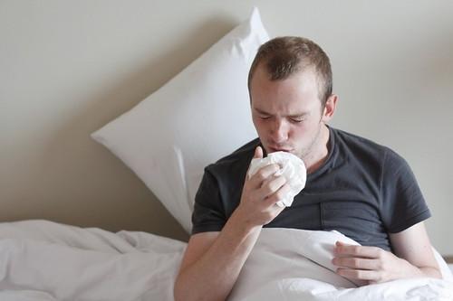 penyakit bronkitis