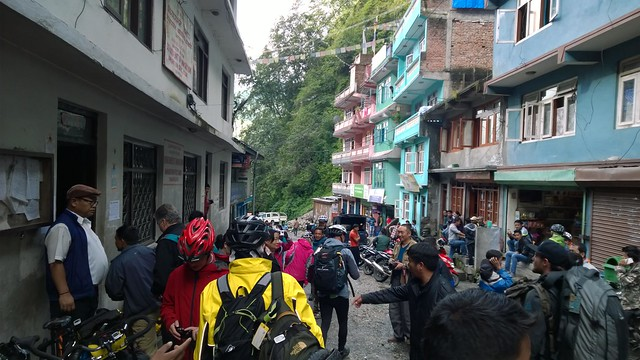 Friendly organised chaos, Nepal