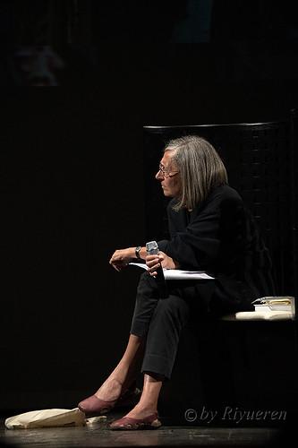Maria Nadotti a Ferrara