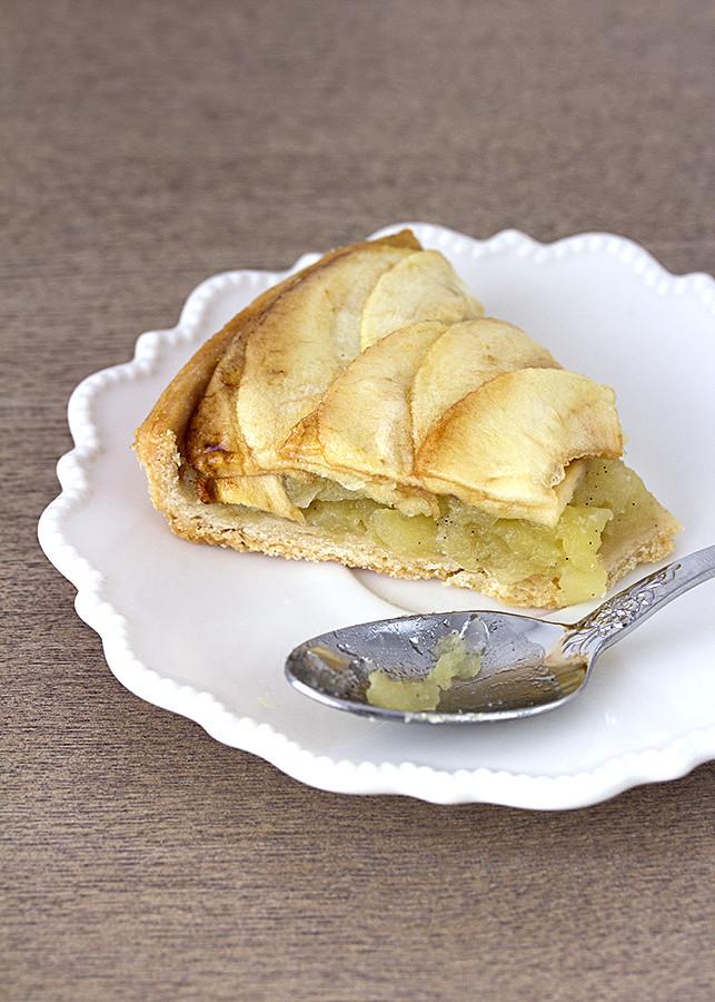 tarta manzana le cordon bleu