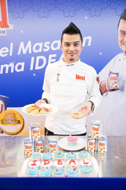 IDEAL Cooking Demo with MasterChef Dato' Fazley - Photo 3