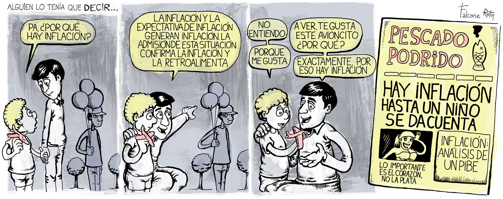 lógica indiscutible