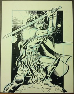 Sif by Robert Wilson IV