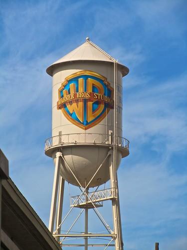Warner Bros water tower, Burbank, CA, KW | water tower on ...