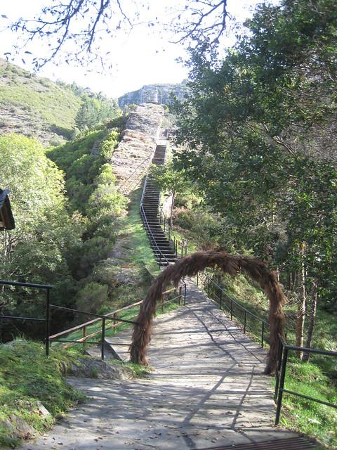 Mirador en el PR-G 145 Ruta da Marronda - Alto Eo