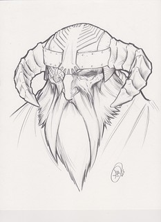 Odin by Adam Withers