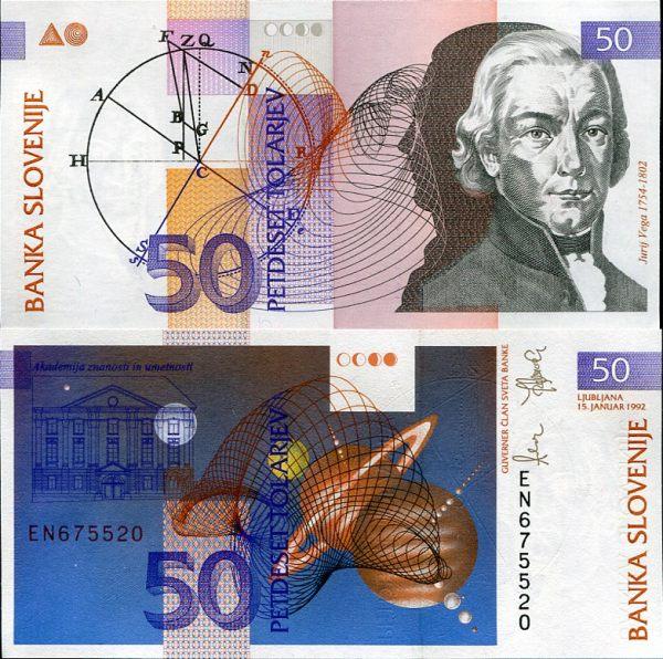 50 Toliarov Slovinsko 1992