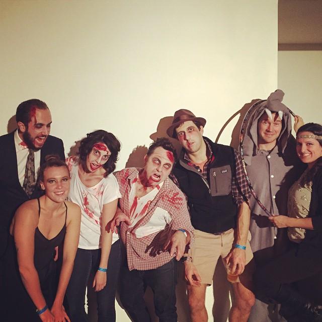 Zombie / procrastinator #halloween