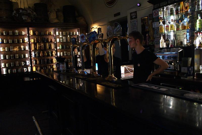 House of Beer, un des meilleurs bars à bière à Cracovie.