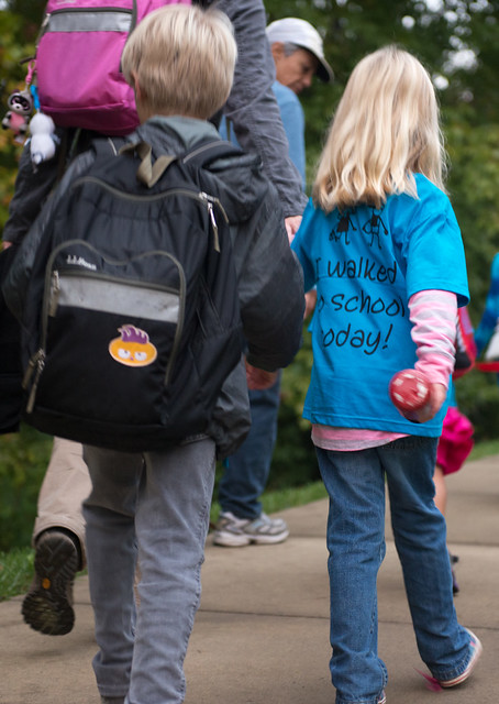 2014 Walk to School Day