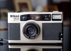 Nikon 35Ti Front View