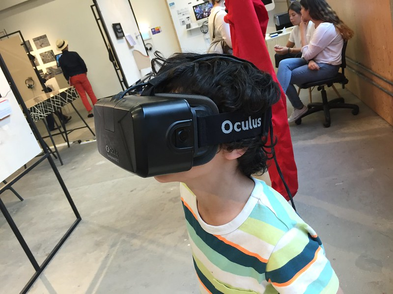 Obligatory Oculus rift project