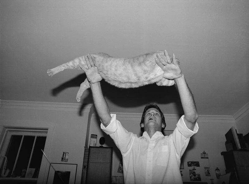 Dicky's Headless Cat