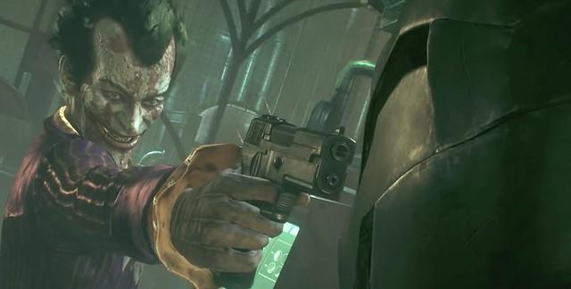 Batman: Arkham Cavaliere