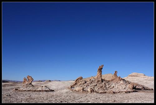 San Pédro de Atacama - Vallée de la Lune