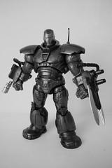 [Marvel Legends] Iron Manger custom