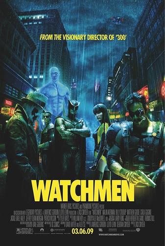 守望者 Watchmen (2009)海报
