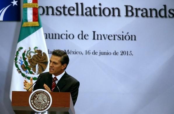 Recibirá Peña Nieto a 12 embajadores acreditados en México