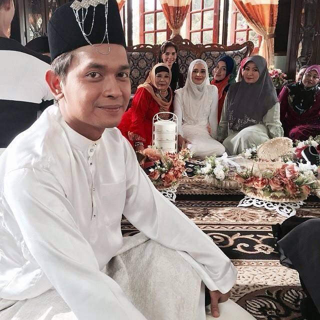 babak pernikahan Hani dan Remy
