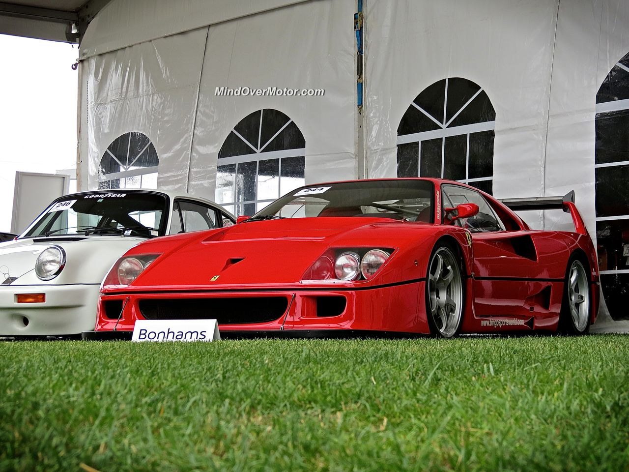 Ferrari F40 LM 4