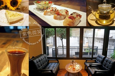 ▋台北咖啡廳▋P Cafe~復古工業風格又有認證咖啡師坐鎮的淡水人文風情咖啡館
