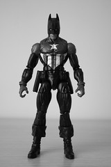 [Marvel Legends] New Captain America(Bucky) X BATMAN mask