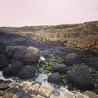 Giant's Causeway in Northern Ireland from my Celtic Invasion Vacation. CelticInvasion.com