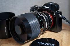 Tamron SP500mm F8 55BB