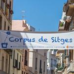 Corpus Sitges 2015 - Catifes, clavells i ambient de Corpus