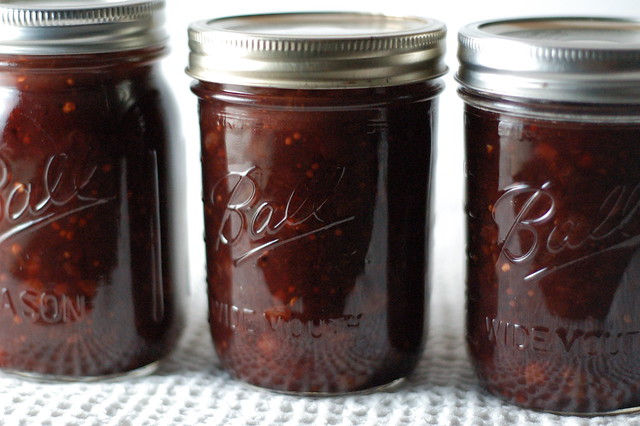Sweet Cherry Chutney by Eve Fox, the Garden of Eating, copyright 2015