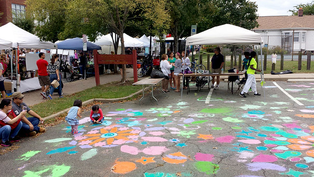 Art on the Avenue - October 4, 2014
