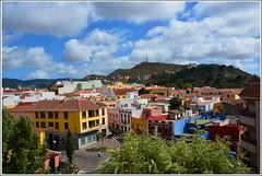 Ла-Лагуна. San Cristobal de La Laguna. Tenerife.