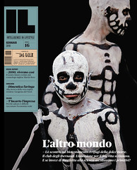 Cover of IL magazine Italia | by Eric Lafforgue