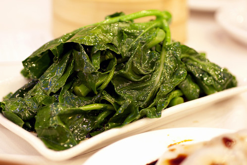 chinese broccoli @ golden unicorn | by bionicgrrrl