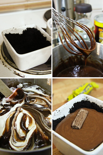 Worms in the Mud Pie | by raspberri cupcakes