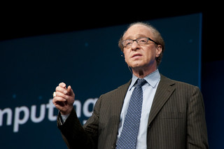 Ray Kurzweil, JavaOne Keynote, JavaOne + Develop 2010 San Francisco | by yuichi.sakuraba