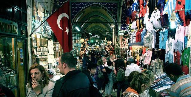 day 3, instanbul: the grand bazaar