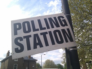 Polling Station | by James Cridland