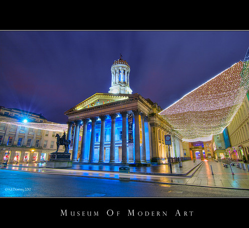 Glasgow Museum of Modern Art | by Kit Downey