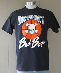 Detroit Pistons Bad Boys T Shirt | by rewarevintage