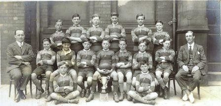 School rugby team | by Museum of Hartlepool
