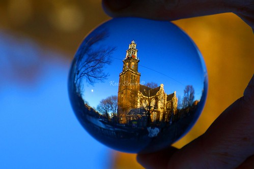 Westerkerk, Amsterdam - The Netherlands. Crystal ball | by kees straver (will be back online soon friends)
