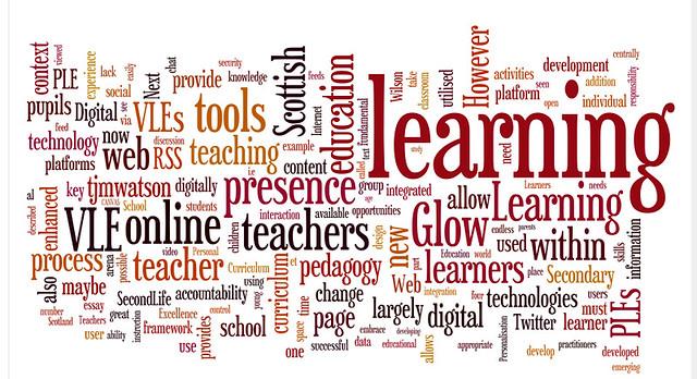 e learning essay