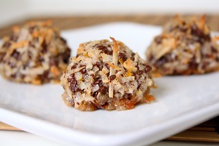 SMS Chocolate Orange Macaroons | by Tracey's Culinary Adventures