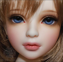 Tania with a faceup by Mingyi | by Airelda