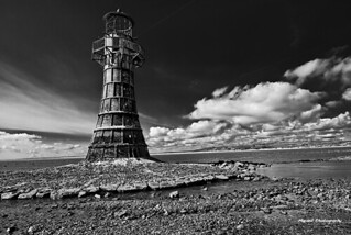 Whiteford Lighthouse | by Andrew->