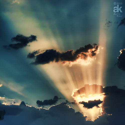Hole in the Sky (cropped) | by Aditya Kolli